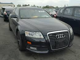 audi a6 2009 for sale 2009 audi a6 for sale ca rancho cucamonga salvage cars