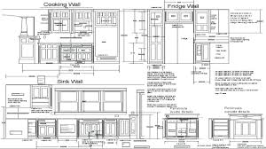 kitchen cabinets plan kitchen cabinet details mariorange com