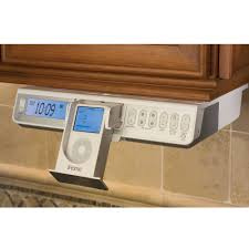 under cabinet kitchen radio ilive bluetooth under cabinet music