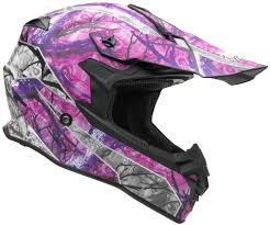 motocross helmet with shield 124 99 vega womens vf1 vf 1 skull camo mx motocross 1007216