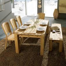 Esszimmer Eiche Gelaugt Tisch