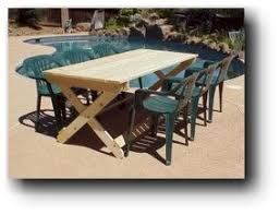 Wood Folding Table Plans Folding Table Woodworking Plans