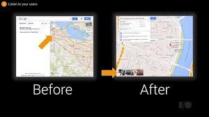 G00gle Maps Redesigning Google Maps Google Examines The App U0027s Evolution