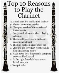 Clarinet Player Meme - clarinet puns