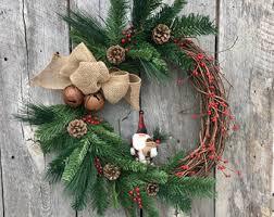 merry wreath wreath for front door