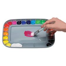acrylic paint palettes at jerry u0027s artarama