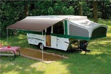 Awning For Tent Trailer 8 U0027 Camper Awning Ebay