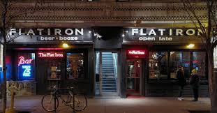the flat iron chicago the late night wicker park bar