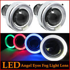 3 inch fog light kit car light source 12v 55w universal halogen fog lights retrofit