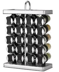 martha stewart kitchen collection martha stewart collection 21 space saver spice rack set