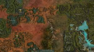 Borderless World Map by Player Made Modifications Cartography Index Guild Wars Wiki Gww