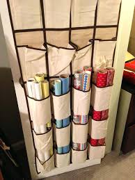 storing wrapping paper storage wrapping paper smart ways for storing organizing