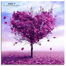 aliexpress buy embroidery craft tree picture of