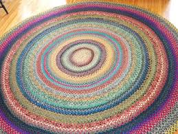 Round Woven Rugs Best 25 Round Braided Rugs Ideas On Pinterest Braided Rug