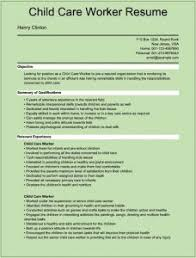 Child Care Worker Resume Sample by Examples Of Resumes 89 Enchanting Top Resume Samples 2015 U201a Best