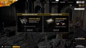 pubg yellow tracksuit some additional information on reward crate changes from the test