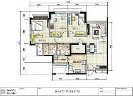 Simple Floor Plan by Floor Plan Design Layout Intended Decorating