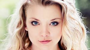 natalie dormer wallpaper wallpaper model hair blue