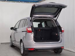 ford focus c max boot space ford grand c max titanium 2 0 tdci 5dr mpv 2011 rica