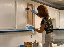 Can I Paint Over Kitchen Tiles - how to glaze cabinets i want to try this over our green paint
