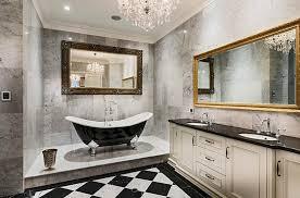 edle badezimmer lutz badezimmer planen edle schwarz weiß badezimmerideen mit gold