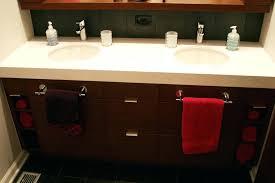 bathroom cabinet with towel rack black bathroom cabinet with towel