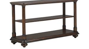 sofa table dimensions what is the standard sofa table size