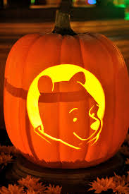 decoration fascinating picture of winnie the pooh pumpkin carving