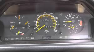 mercedes 300ce problems mercedes 300ce 1989 12v m103 poor cold idle problem solved