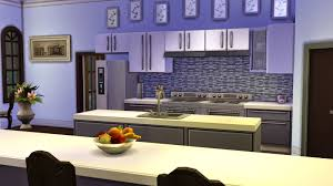 my sims 4 blog modern glass tile mosaic kitchen backsplash by