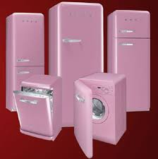 Smeg Appliances Retro Pink Smeg Appliances Hoe Cool Zou Het Zijn Een Suikerzoete
