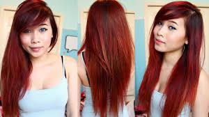 ginger hair color at home best auburn hair color for dark brown hair dying hair red at home