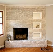 how to paint a brick fireplace binhminh decoration