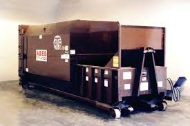 Trash Compactors by Stationary U0026 Self Contained Trash Compactor At Abe U0027s In Omaha