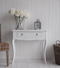 White Hallway Table White Table As A Dressing Table 150 Height 74cm Width