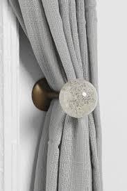 Tie Back Curtains 100 Diy Deer Antler Curtain Tie Backs Brown Curtain