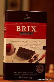 Chocolate Wine Review Review Brix Chocolate Food Embrace