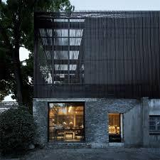archi union architects converts warehouse into ceramics studio