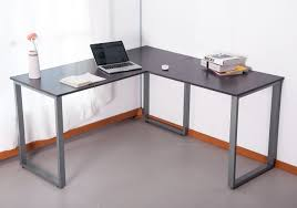 save 32 merax l shaped office workstation computer desk corner
