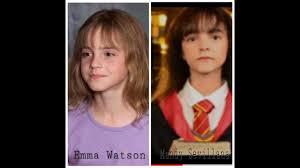 emma watson looks like harry potter emma watson look a like mandy sevillana youtube