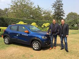 renault india picture 2 mr sumit sawhney country ceo and managing director