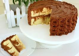 moist and delicious marble cake from scratch my cake
