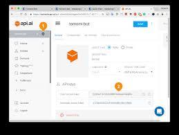 node js quick tutorial creating a simple facebook messenger ai bot with api ai in node js