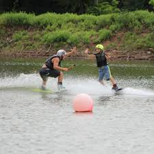 Oklahoma travel with kids images Wake zone cable wakeboard park gt kids camp jpg
