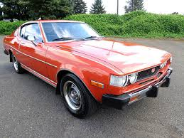 toyota celica gts for sale no reserve 1977 toyota celica gt liftback 5 speed bring a trailer