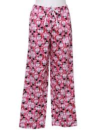 womens accessories ugly christmas snowman lounge pants wear