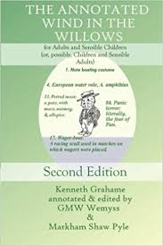 the annotated wind in the willows for adults and sensible