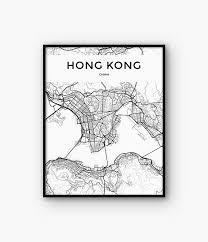 printable maps hong kong hong kong map print printable map hong kong poster hong