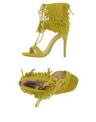 steve madden sandals yellow women footwear steve madden coupons