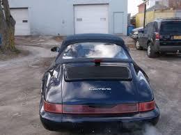 used porsche 911 canada sell used 1991 porsche 964 911 cabriolet in scarborough ontario